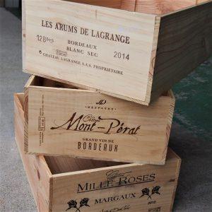 ワイン木箱 12本用