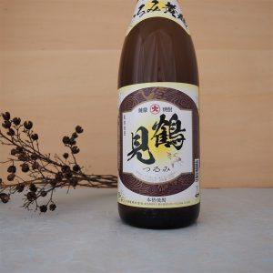 鶴見 黄麹 25% 1800ml