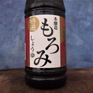 瑞薦マスダイ 本醸造 もろみ醤油1.8