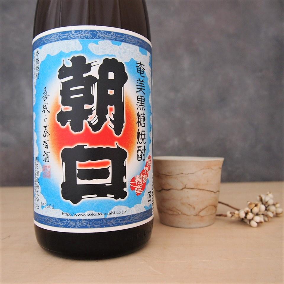 朝日 黒糖焼酎 30°1800ml