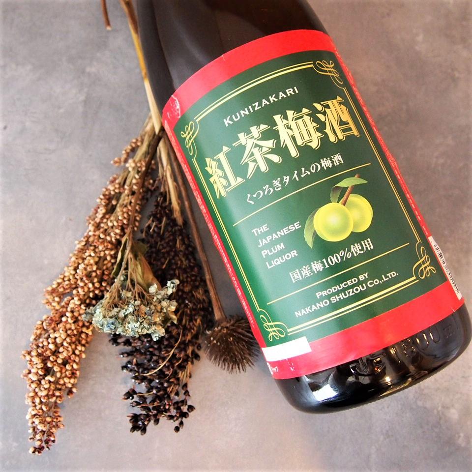 紅茶梅酒 盛蔵 1800ml