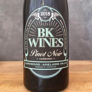 BKワインズ ピノノワール カーボニック 2018