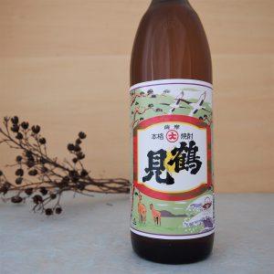 鶴見 芋 25% 900ml    大石酒造