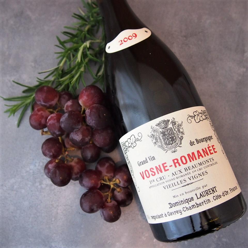 ヴォーヌ・ロマネ 1er ボーモン ドミニク・ローラン