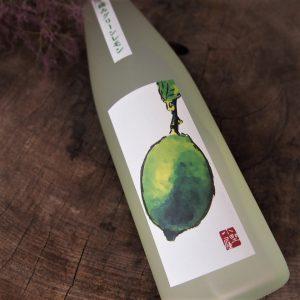 小野屋の早摘みグリーンレモン 500ml