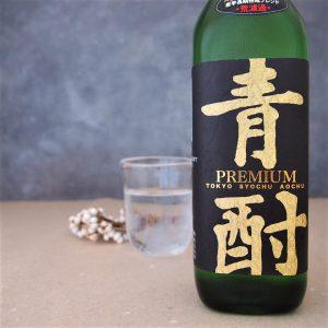 青酎35% premium Tokyo 700ml