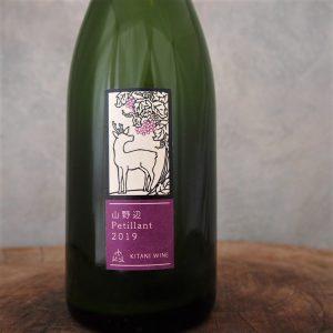 山野辺ペティアン 19 デラウェア 木谷ワイン
