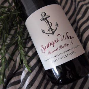 サンヨーワイン マスカットベリーA 2018