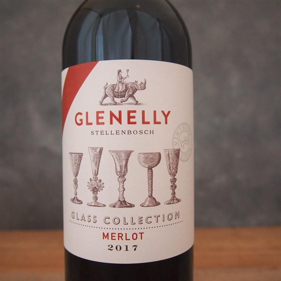 グレネリー グラスコレクション メルロー 2017