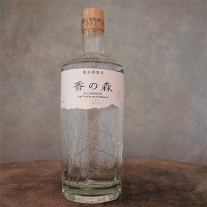 香の森 クラフト・ジン 養命酒 47% 700