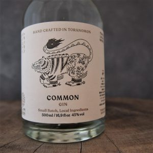 COMMON GIN コモン・ジン 6th batch