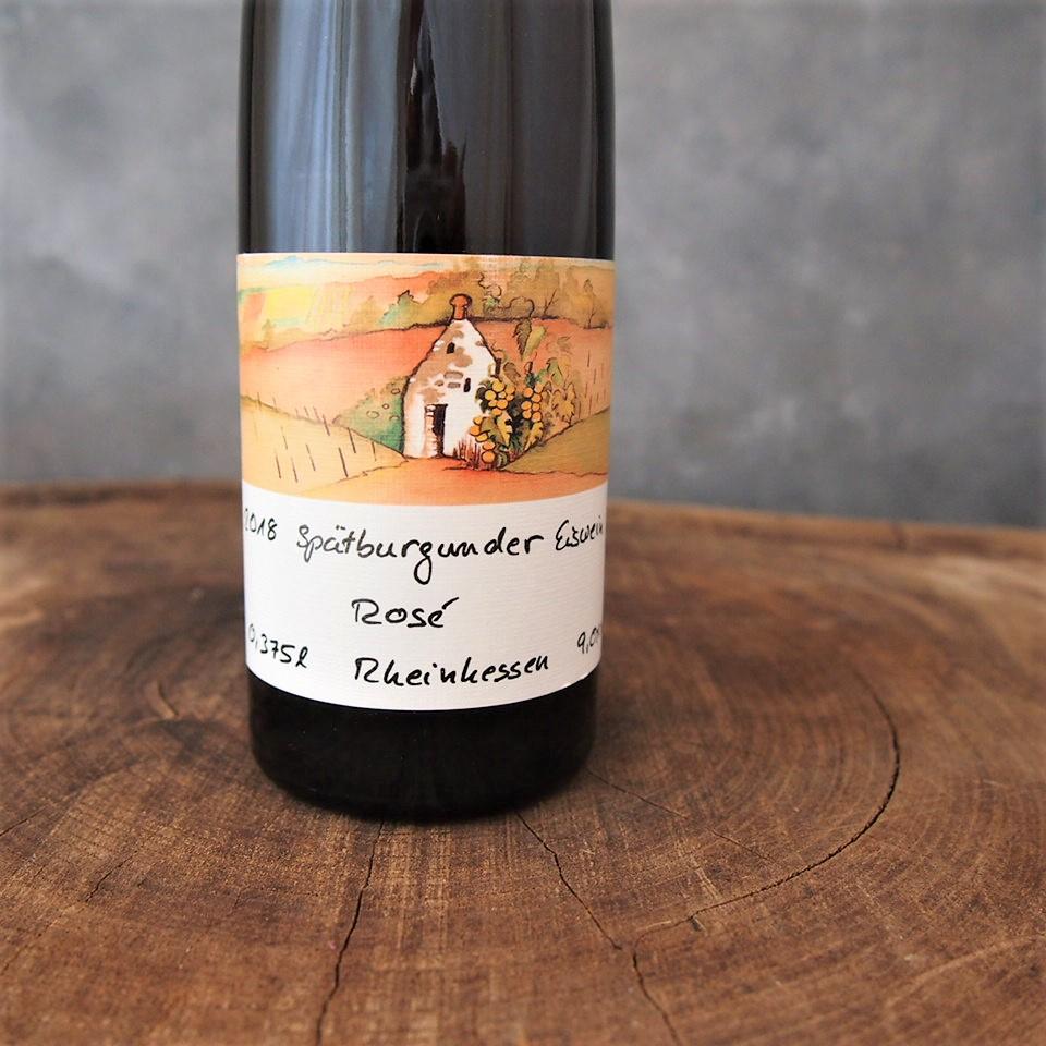 ピノノワール ロゼ アイスワイン 2018 375ml